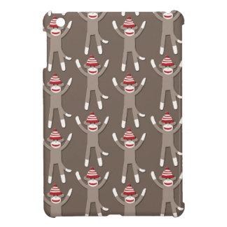 Sock Monkey Print iPad Mini Cases