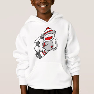 Sock Monkey Soccer Tshirts and Gifts