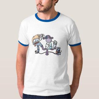 Sock Monkey Strangle Tee Shirt
