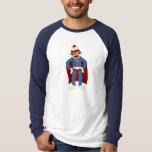Sock Monkey Superhero T Shirts
