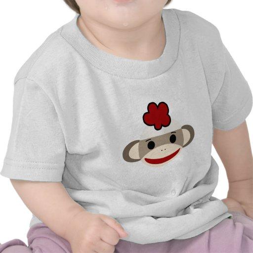 sock monkey t shirts