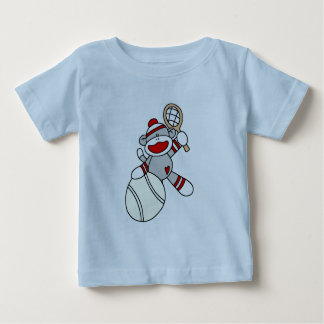 Sock Monkey Tennis Tshirts and Gifts