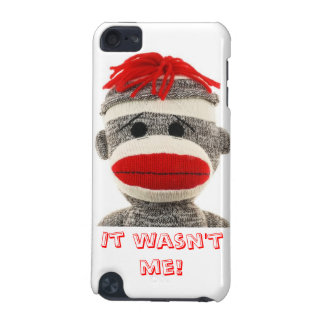 SOCK MONKEY  Touch IPhone Case