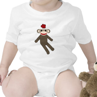 sock monkey tee shirt