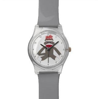 Sock Monkey Wristwatch