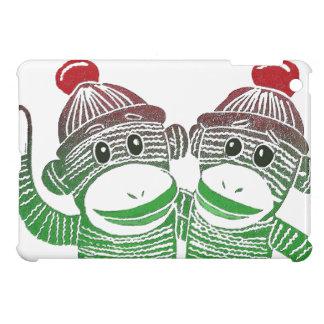 Sock Monkeys iPad Cover