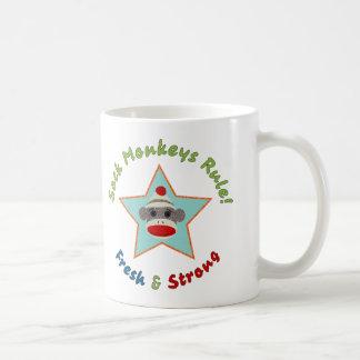 Sock Monkeys Rule! Mug