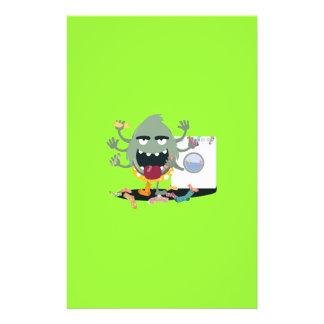 Sock Monster Flyer