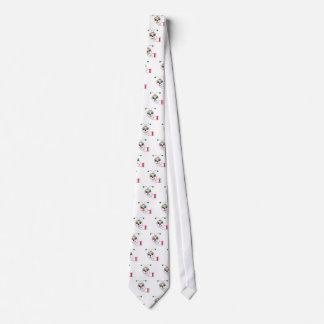 Sock Monster Tie