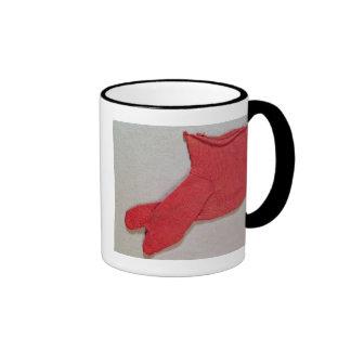 Sock, one of a pair from Egypt, Egypto-Roman perio Mug