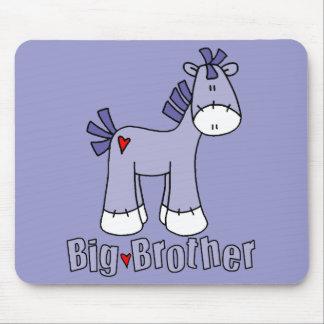 Sock Pony Big Brother Mouse Pad