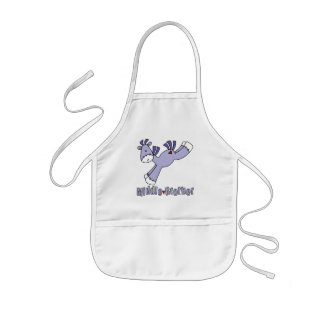 Sock Pony Middle Brother Kids' Apron