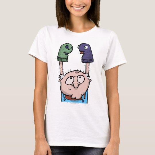 Sock Puppet Conspiracy T-Shirt