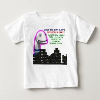 Sock Puppet Lonely Vigil T-shirts