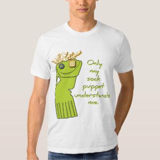 Sock Puppet T-shirt