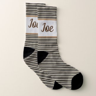 Socks for any Joe Blow