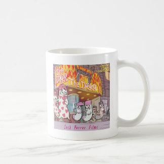 Socks Horror Films The Dryer Funny Coffee Mug
