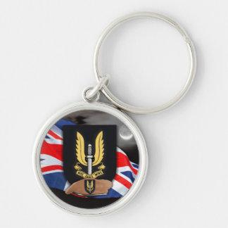 socom special air service sas Badge beret Keychain