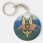 socom special air service sas flash beret Keychain