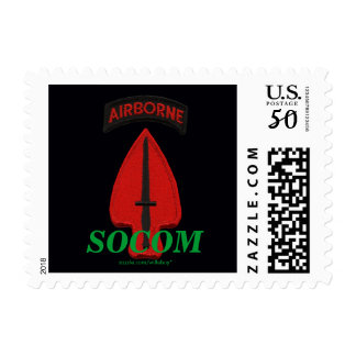 SOCOM Special operations command flash sof Postage