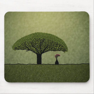 Socotra Mouse Pad