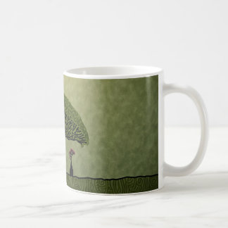 Socotra Classic White Coffee Mug