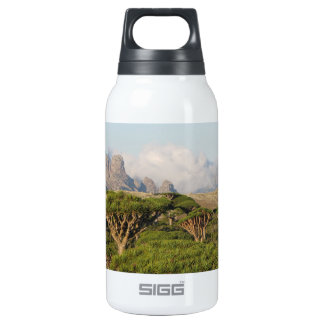 SOCOTRA, YEMEN 10 OZ INSULATED SIGG THERMOS WATER BOTTLE