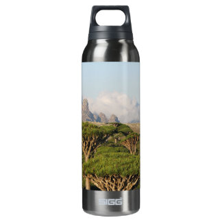 SOCOTRA, YEMEN 16 OZ INSULATED SIGG THERMOS WATER BOTTLE