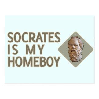 Sócrates es mi Homeboy Postales
