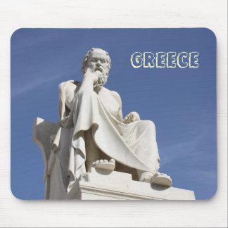 Sócrates Grecia Mousepad Tapete De Raton