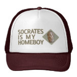 Socrates is my Homeboy Hat