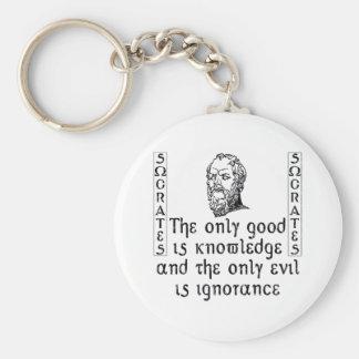 Socrates Key Chains
