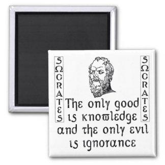 Socrates Magnet
