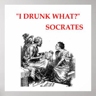 Socrates Posters | Zazzle