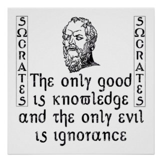 Sócrates Póster