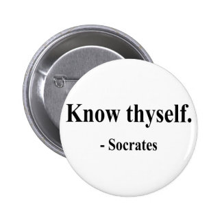 Socrates Quote 5a Button