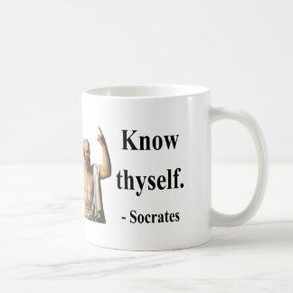 Socrates Quote 5b Mugs