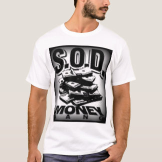 SOD Money Gang shirt