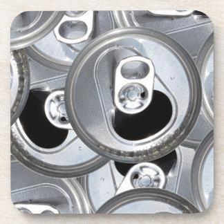 Soda Cans Beverage Coaster