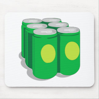 Soda Cans Mousepads
