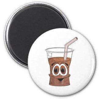 Soda Cartoon Magnet