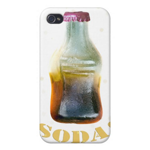SODA COVERS FOR iPhone 4