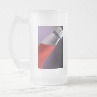 Soda de la baya tazas