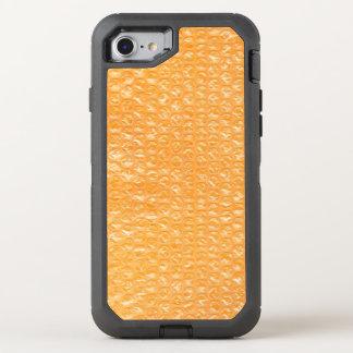 Soda del plástico de burbujas del estallido del funda OtterBox defender para iPhone 7