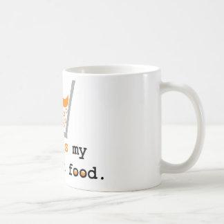 Soda is my Comfort Food Mug