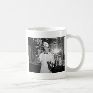 Soda Jerk, 1930s Coffee Mug