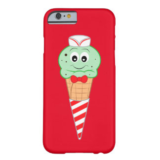 Soda Jerk Ice Cream Cone Mint Chocolate Chip Barely There iPhone 6 Case
