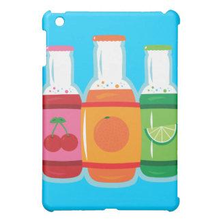 Soda Pop Bottles iPad Mini Cover
