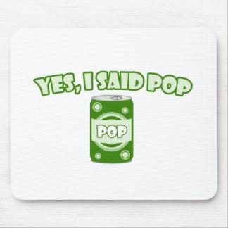 Soda Pop Mouse Pad