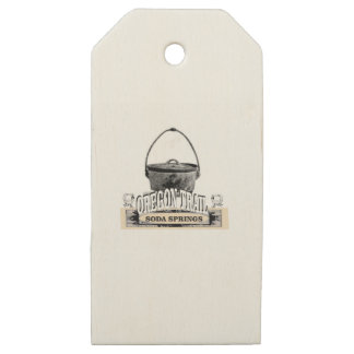 soda springs baking wooden gift tags